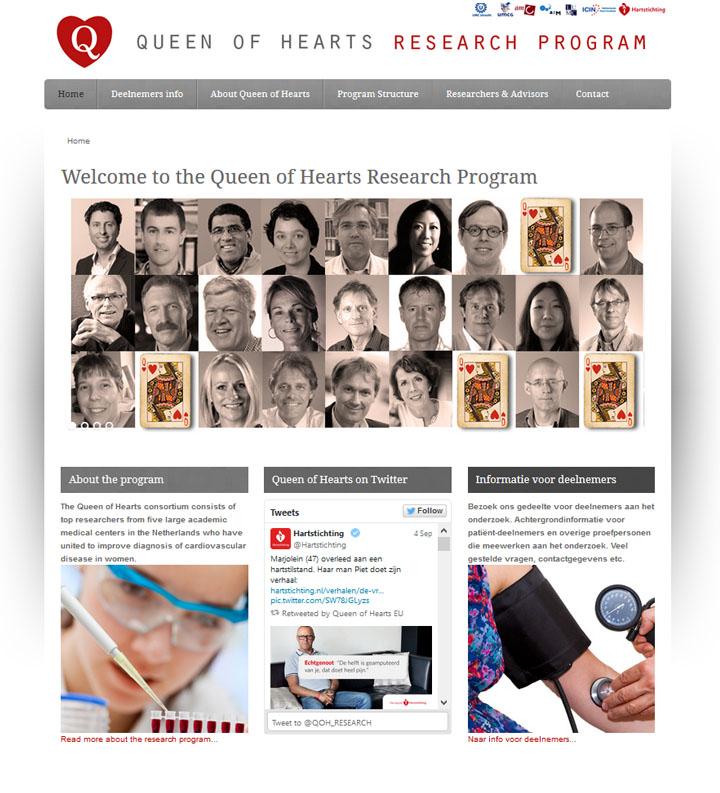 Queen of Hearts homepage1