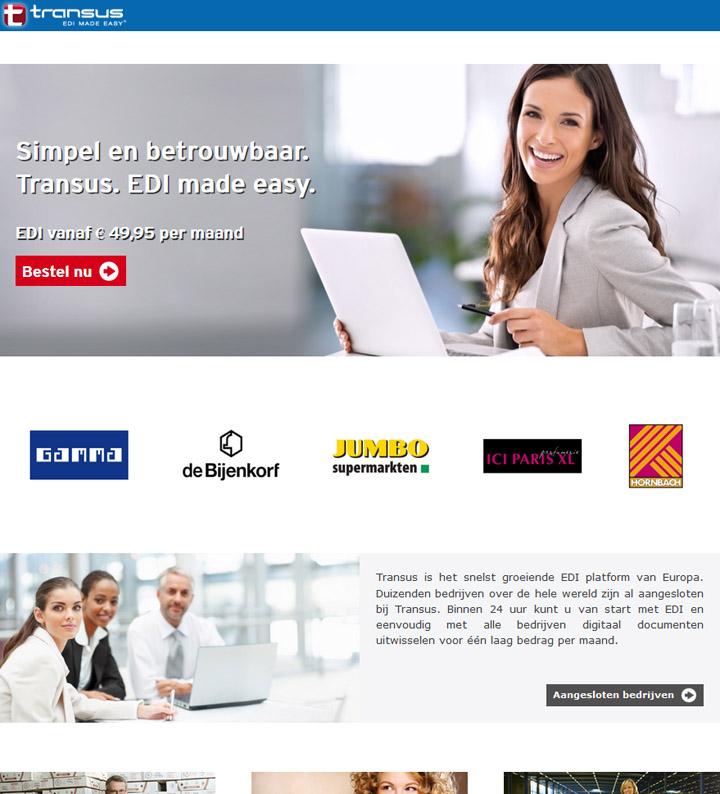 Transus Technology brochure