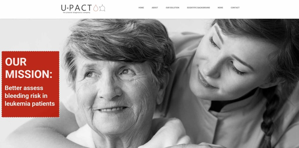 U-PACT website 2