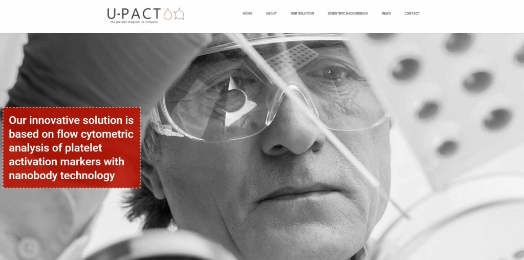 U-PACT website 3