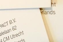 Visitekaartjes U-PACT